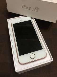 🚚 iPhone SE 64g rose gold