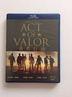 Act of valor bluray