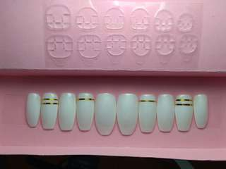 Fake nails faux nails false nails customize press on nails