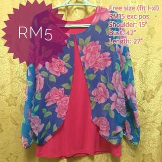 RM5 ONLY!