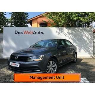Volkswagen Jetta GP Trendline 1.4 TSI