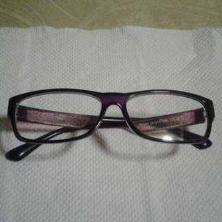 dark purple spectacles