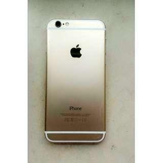 Unlocked Gold iPhone 6