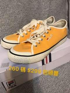 filaclassickicksb fila 布鞋 帆布鞋 fila classic 韓國鞋 韓國代購