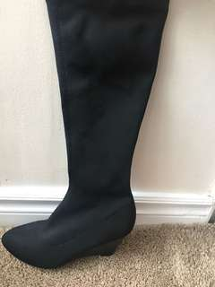 Marks and Spencer Black Boots