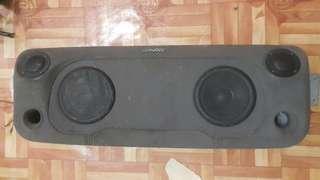 Kenwood speaker gantung baldu