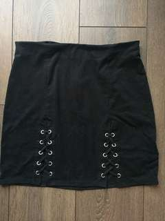 M Boutique skirt