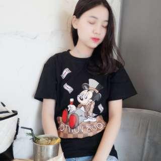 T-shirt女生短袖