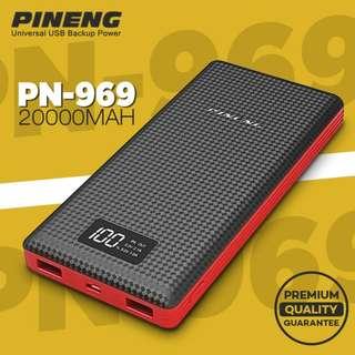 Pineng PowerBank Branded PN-969 Power Bank - 20000mah