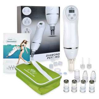 DIAMOND DERMABRASSION BEAUTY MACHINE SET