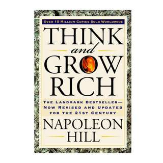 Think And Grow Rich by Napoleon Hill - EBOOK