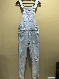 The Slim Overall