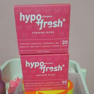 Hypo Feminine Wipes