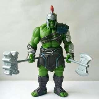 Hulk Thor Ragnarok 12 Inches Viny action Figures