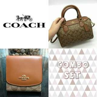 COACH COMBO