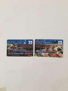 SMRT Card - A safer drive for a safer road