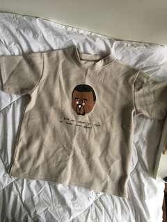 Kanye Fleece shirt