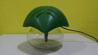Air Purifier With Glass Jar
