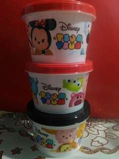 Tsum tsum canister
