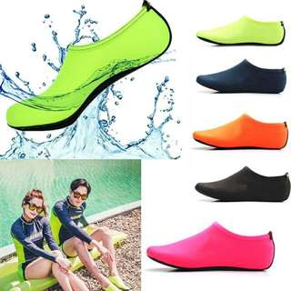 Unisex Water Skin Shoes for Beach Swim Surf Yoga Exercise