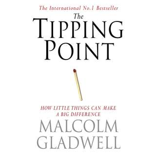 The Tipping Point: How Little Things Can Make a Big Difference by Malcolm Gladwell - EBOOK