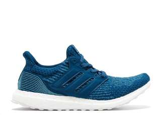ADIDAS Ultra Boost 3.0 - 9 Men's / Parley
