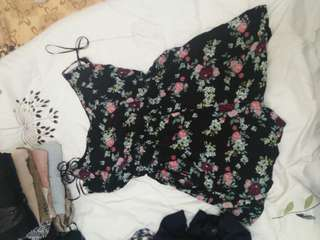 Playsuit pull & bear size S