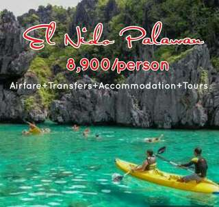 El Nido Complete Package