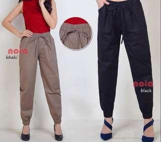 Jogger pants instock