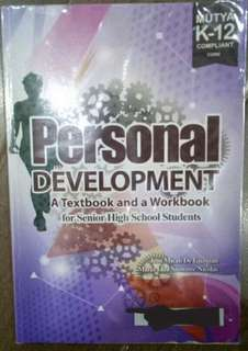 SHS Personal Development Book