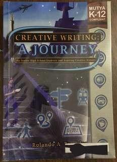 SHS HUMSS Creative Writing Book