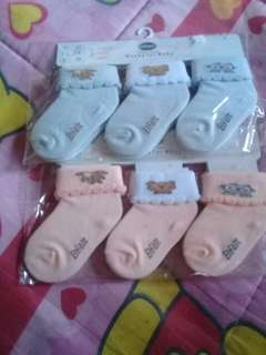 Baby sock for baby