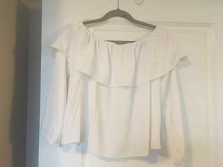 Wilfred Morel Blouse size small