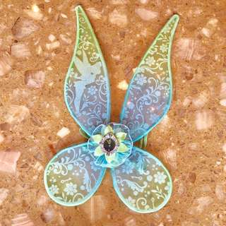 [Sale] Authentic Disney Light-Up & Glow Tinker Bell Wings