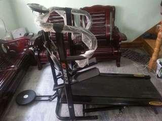 Treadmill Manual 3n1