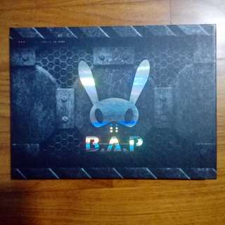 B.A.P Warrior Signed