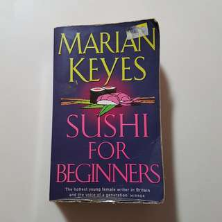 'Sushi For Beginners' Novel