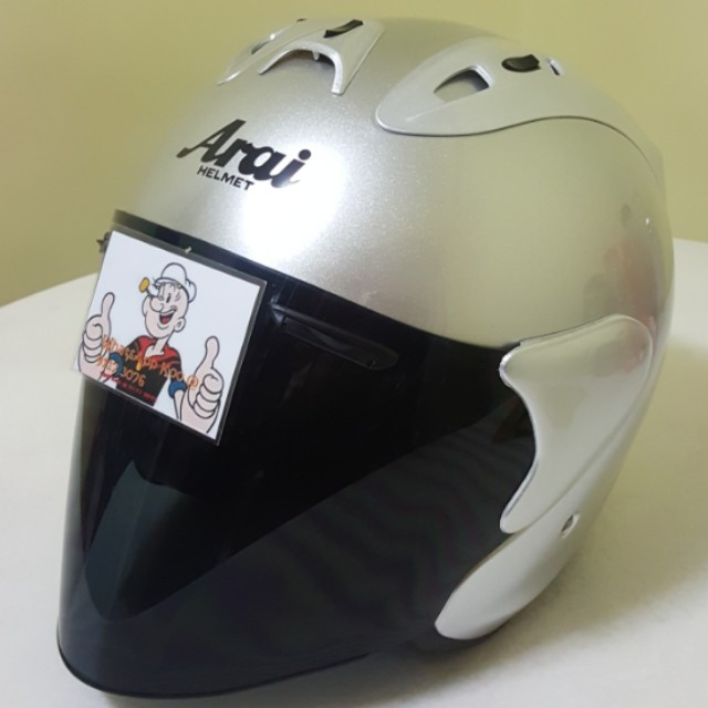 6d80dfa5 0705***TSR RAM4 CONVERT to ARAI Helmet For Sale 😁😁Thanks To All My ...