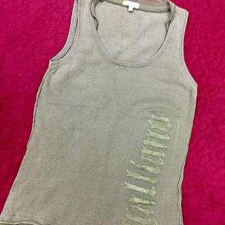 Galliano sleeveless original (lady)