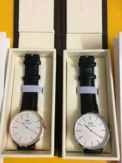 全新正品DW手錶36mm