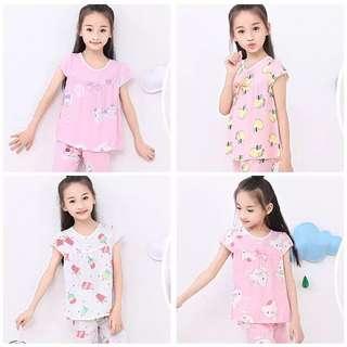 Latest girls pyjamas