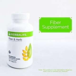 Herbalife Fiber And Herbs
