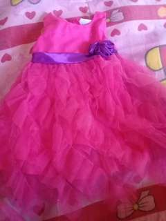 Buy one take one dress for kids one used