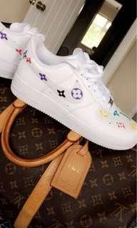 Customize x Louis Vuitton
