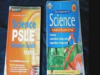 Psle science guidebook