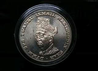 Syiling Peringatan Malaysia $1