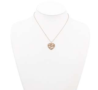 Brand New Auth Guess Rose Gold Necklace