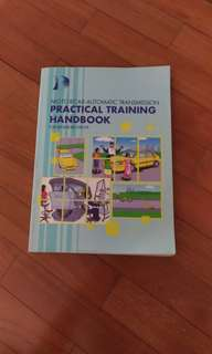 Motorcar Automatic Transmission Practical Training Handbook for Beginners