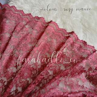 French Lace 2meter
