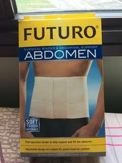FUTURO size L surgical binder&abdominal support
